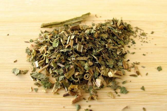 Drink passionflower tea