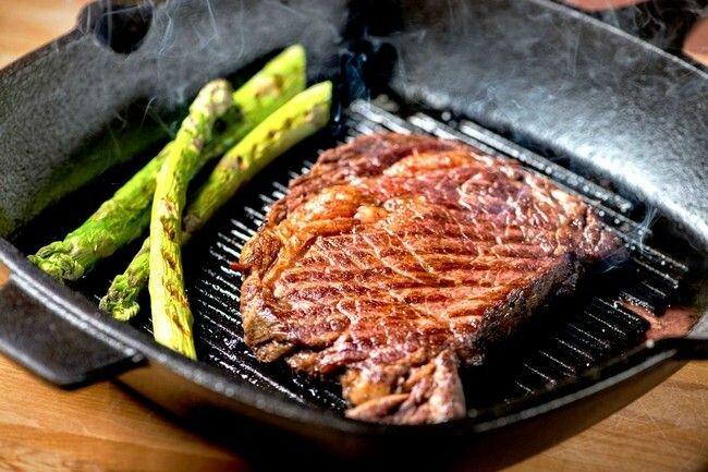 Grill up a grass-fed steak