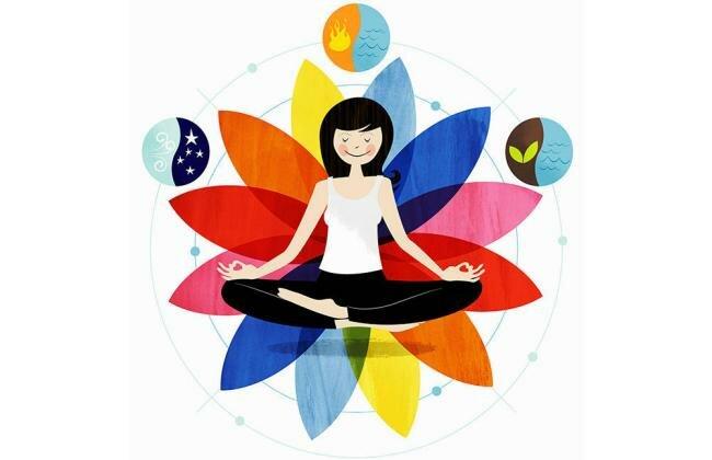 How many calories does hot vinyasa yoga burn