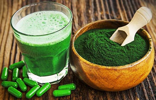 Spirulina for Cancer Patients